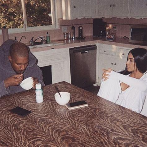 kim kardashian  kanye west  playing middle class