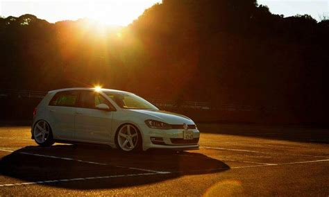 Volkswagen Golf Backgrounds by Volkswagen Vw Golf 7 Gti Car Volkswagen Golf Mk7
