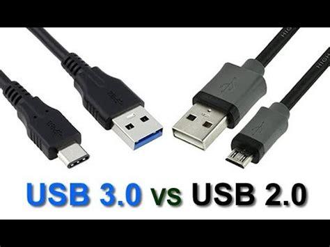 usb 2 0 verlängerung tutorial diferencia entre usb 2 0 3 0 y usb c