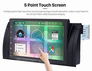 9 Inch Android 5 1 1 Autoradio Gps Car A  V System For 2000