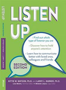 Listen Up! NEW 2nd Edition