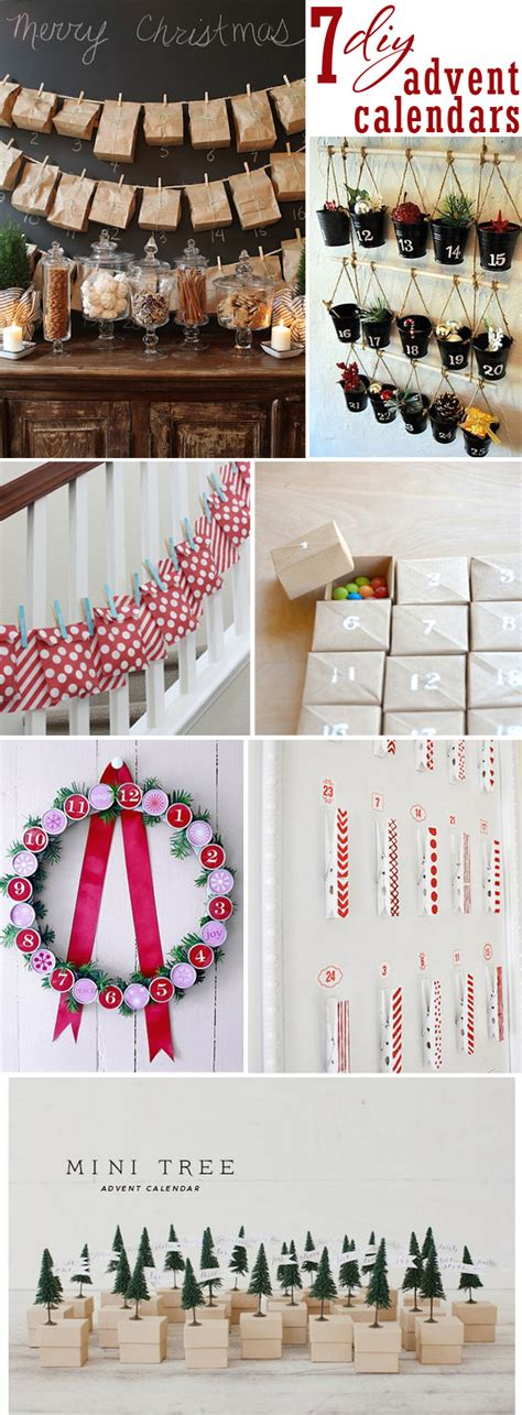 diy advent calendar ideas 7 diy advent calendar ideas the celebration shoppe