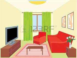 cartoon interior house - Google Search | reference ...