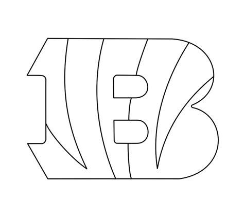 Cincinnati Bengals - Free Coloring Pages