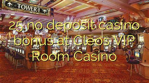 Cleos Vip Room Sans Codes De Dépôt : 25 No Deposit Casino Bonus At Cleos Vip Room Casino