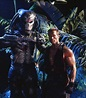 And both warriors! Arnold Schwarzenegger and Kevin Peter ...