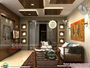 Modern, Interior, Designs, Of, 2018, -, Kerala, Home, Design, And, Floor, Plans