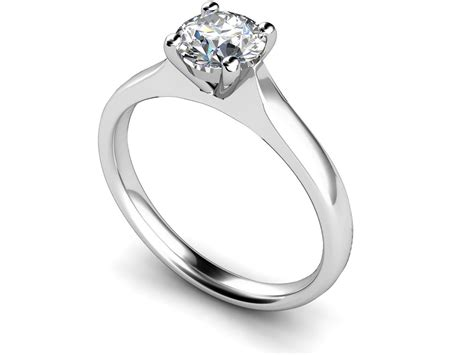 platinum engagement rings wedding dress from