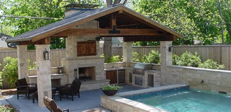 Outdoor Living Waterscapes  Homes Alternative #37594