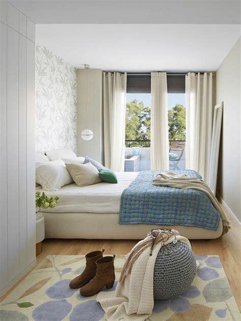 kleines schlafzimmer einrichten  stilvolle wohnideen