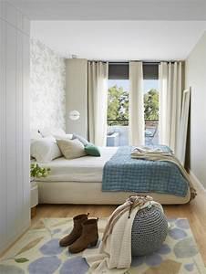 10 Qm Zimmer Einrichten : kleines schlafzimmer einrichten 55 stilvolle wohnideen ~ Lizthompson.info Haus und Dekorationen