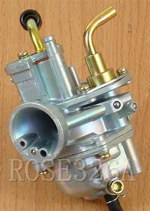 Carburetor Atv Polaris Predator 50 50cc Carb Manual Choke