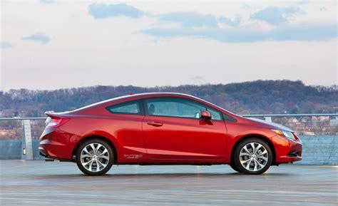 2012 Honda Civic Keeps ,355 Base Price, New Civic Si