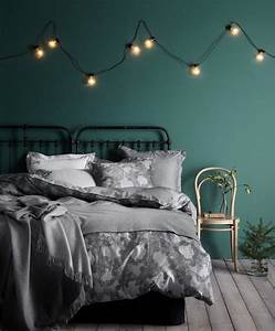 chambre mur blanc et bleu ralisscom With bleu canard avec quelle couleur 10 realisation tendance sud skea designer designer d