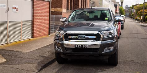 ford ranger xlt review  caradvice