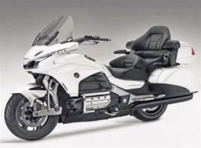 2017 Honda Goldwing Motorcycle