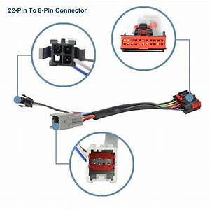 Ford Wiring Harnes Connector Power Mirro Heated And