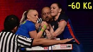 World Arm Wrestling Championship 2018  Senior Women 60 Kg Right Hand Qualification