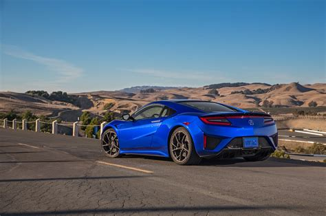 2017 acura nsx reviews research nsx prices specs