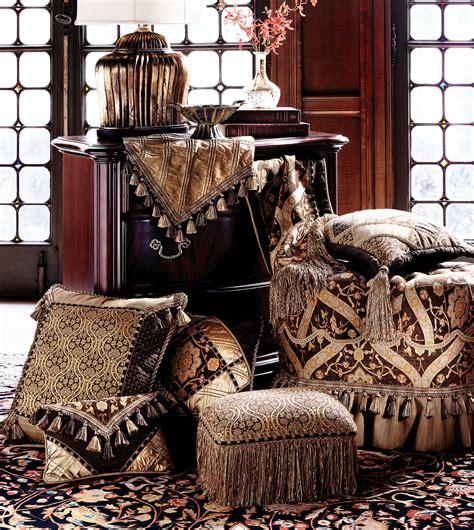 Belmont Home Decor Luxury Bedding  Garnier Collection
