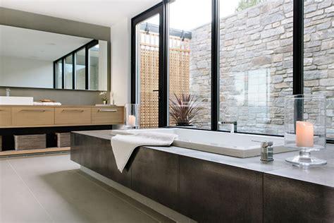 Modern Bathroom In by 18 Sleek Modern Bathroom Designs You Ll Fall In With