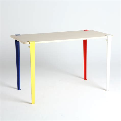 pied pour bureau plateau créez un meuble unique avec les pieds de table modulables