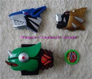 Image - Power Rangers Jungle Fury Beast Spirit Morpher -4 ...
