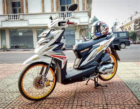 Modifikasi Beat by Modifikasi Honda Beat Paling Keren Terbaru 2019 Otomaniac