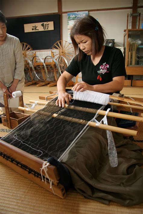 japanese textile workshops  years