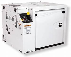 Onan Marine Qd 6  7 5  8 Kw Generator