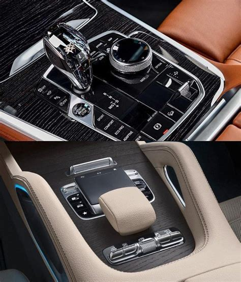 Take advantage of up to 84.7 cubic feet of cargo space to tackle errands around los angeles with. 2020 Mercedes GLS Vs. 2019 BMW X7, Which Side Are You On? (Photos) - Car Talk - Nigeria