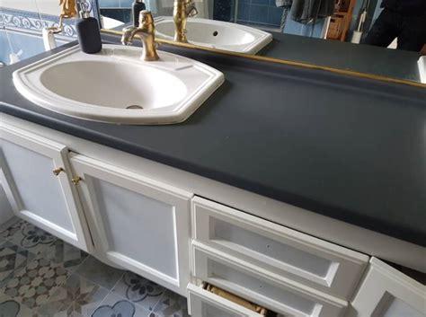 refaire plan de travail cuisine plan travail resine cuisine design blanc with plan
