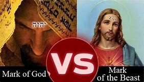 Image result for the mark of God in the bible