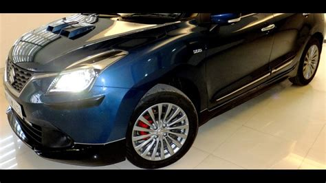 Modified New Baleno 2015 by New Baleno Modified Custom Baleno By Vinay Kapoor