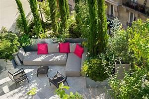 Aménager Une Terrasse : am nager une terrasse en ville ~ Melissatoandfro.com Idées de Décoration