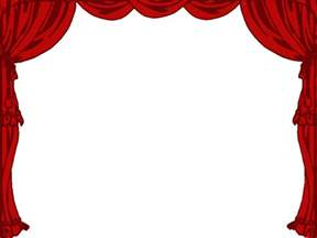 Curtain Lights Christmas by Theater Theatre Borders Clipart Clipart Kid 2 Image 30985