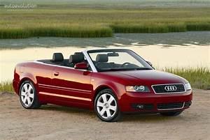 Audi A4 Cabriolet : audi a4 cabriolet 2002 2005 ~ Melissatoandfro.com Idées de Décoration