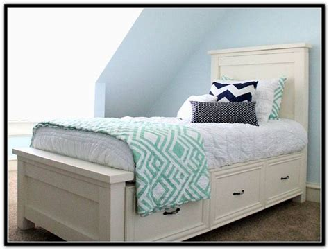 Best 25+ Twin Storage Bed Ideas On Pinterest