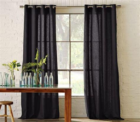 propositions de beau rideau pour le decor de votre maison