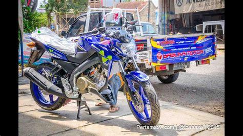 yamaha new vixion advance 2015 special edition movistar motogp youtube