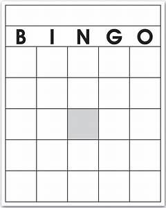 6 best images of 4x4 blank bingo cards printable 4x4 With 4x4 bingo template