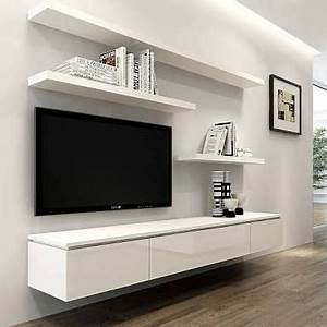Best 25+ Floating tv stand ideas on Pinterest Tv wall