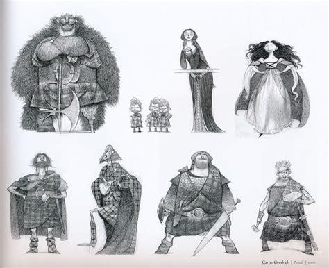 The Art of Brave Book Review | Pixar Post