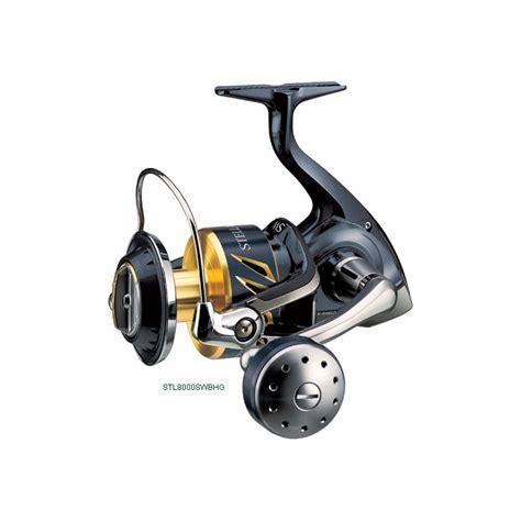 shimano stella swb saltwater spinning reels tackledirect