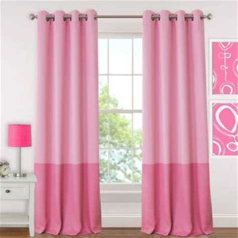 Buy Light Pink Curtains From Bed Bath & Beyond