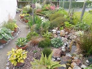 Plantes Vivaces Pour Massif : photos de massif de fleurs vivaces ~ Premium-room.com Idées de Décoration