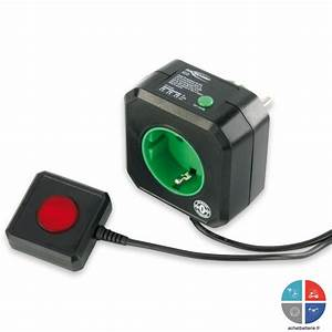 Prise Coupe Veille : prise de courant contr l e par infrarouge avec technologie ~ Carolinahurricanesstore.com Idées de Décoration
