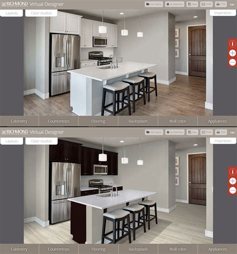 arizona home builder launches virtual kitchen design tool