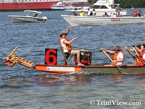 Dragon Boat Racing Trinidad by Trinidadandtobagonews Dragon Boat Racing Festival In