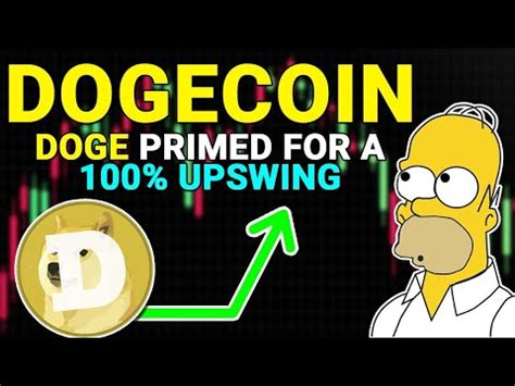 DOGE primes for a 100% upswing! Dogecoin price prediction ...